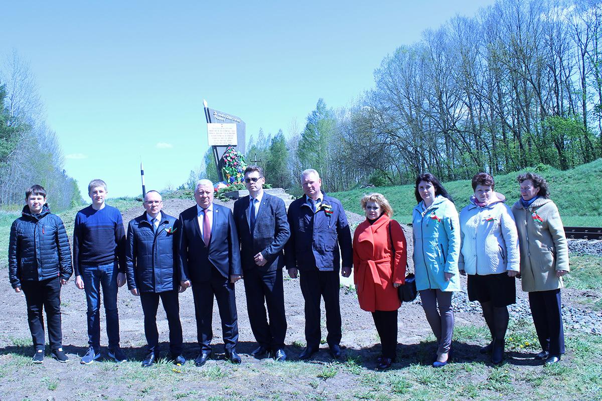 В Лиде с визитом побывал Чрезвычайный и Полномочный Посол Молдовы в Беларуси Виктор Сорочан.