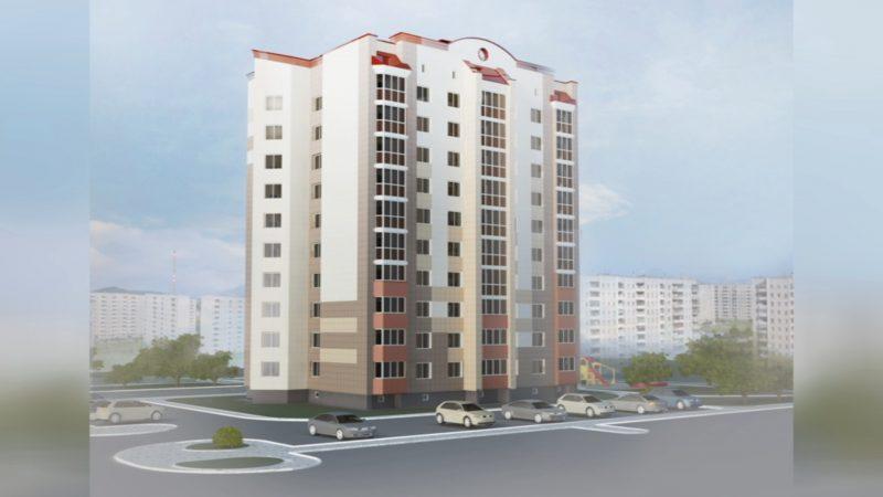 В Лиде на улице Гастелло появится новый жилой комплекс