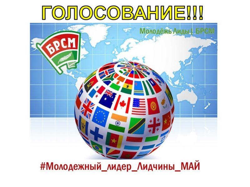 Интернет-проект «Молодежный лидер Лидчины» продолжается в нашем районе