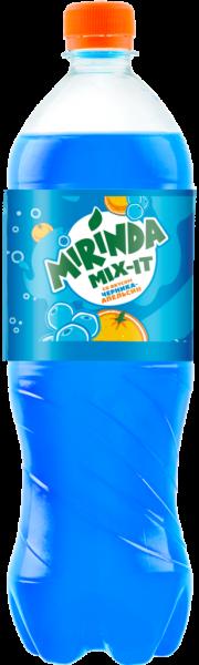 «Лидское пиво» запустило производство нового вкуса в линейке напитков Mirinda