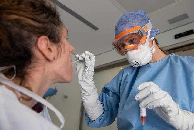 В Лидском районе смогли побороть коронавирус почти 200 человек