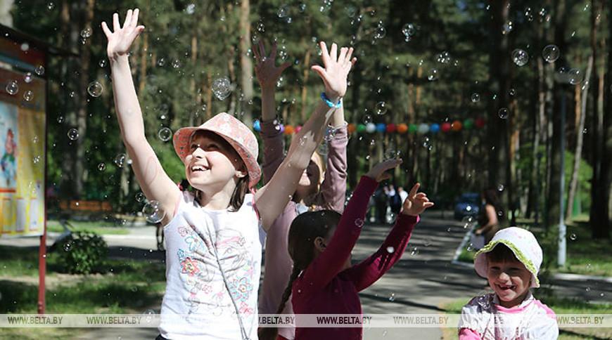 В Лидском районе с 1 июля начнут функционировать три стационарных лагеря с круглосуточным пребыванием