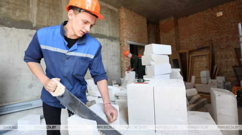 Более 230 студотрядов различного профиля сформированы в Гродненской области