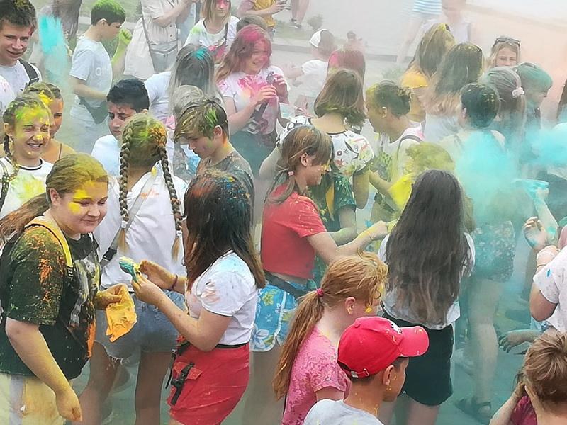 Фестиваль молодежных субкультур «Молодежная волна» состоялся в нашем городе