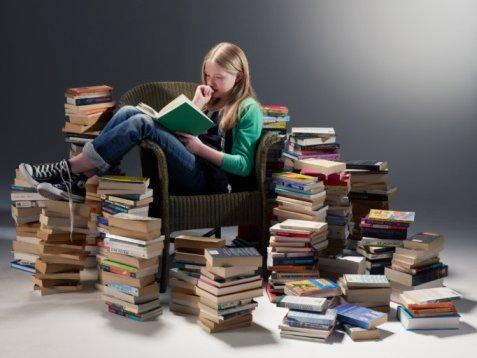 Лидская городская детская библиотека организовала буккроссинг-акцию «Ненужные книги нужным читателям»