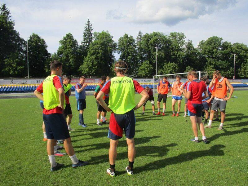 Футбольный клуб «Лида» в воскресенье сыграет на выезде