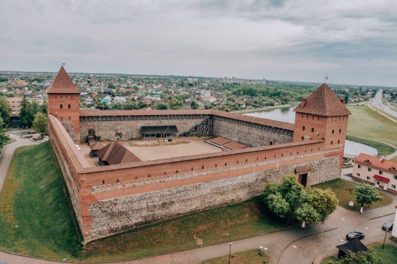 В Лидском замке готовится к открытию новая постоянная экспозиция