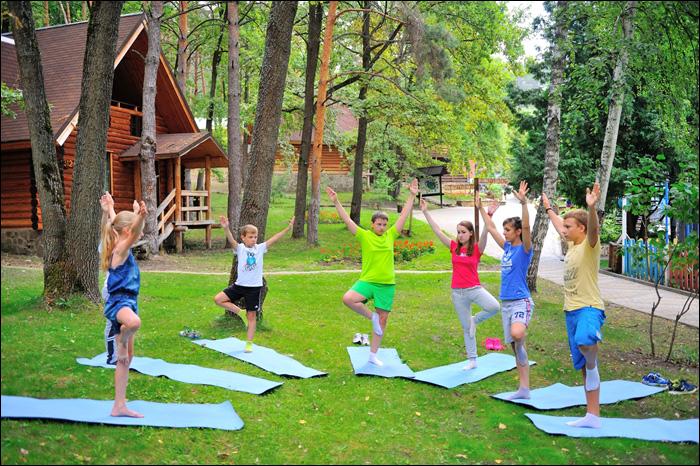 В Лидском районе с этого дня начинают работу спортивно-оздоровительные лагеря