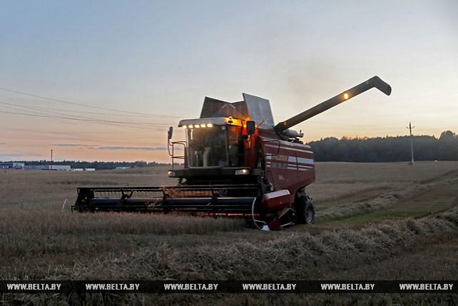 РОЧС следит за ходом сельхозработ и выполнением требований пожарной безопасности