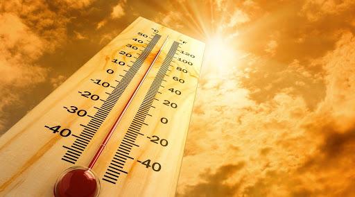 Лидская метеостанция предупреждает об оранжевом уровне опасности