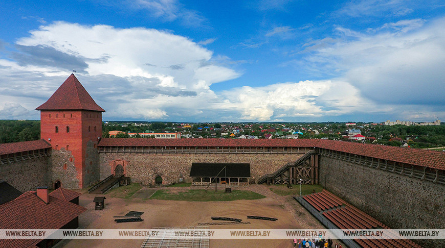 В отреставрированной юго-западной башне Лидского замка 3 июля откроют новую музейную экспозицию