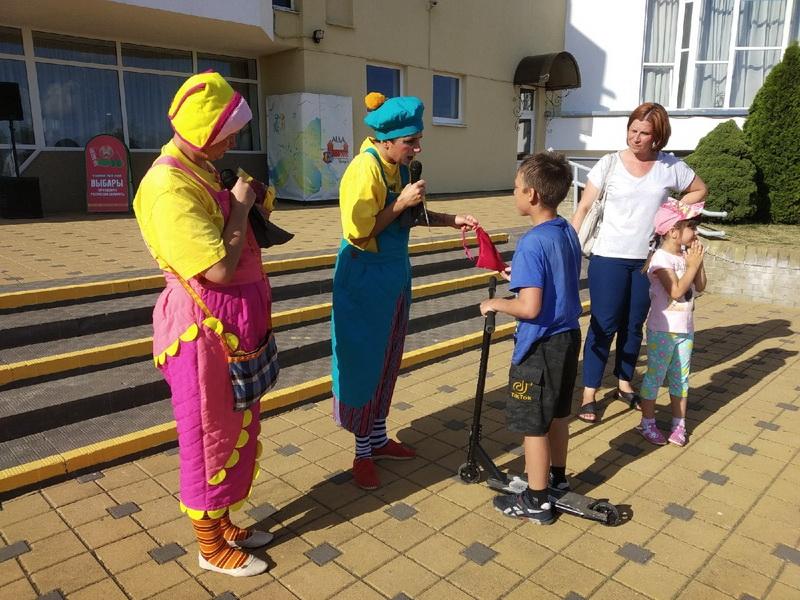 Дворец культуры организует мероприятия для детей и взрослых