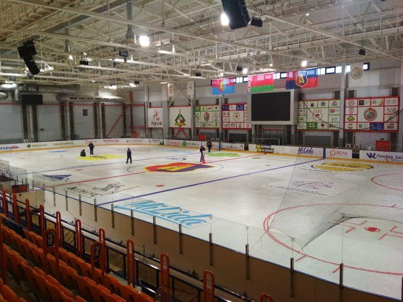 Хоккейный клуб «Лида» продолжает вести подготовку к старту нового сезона