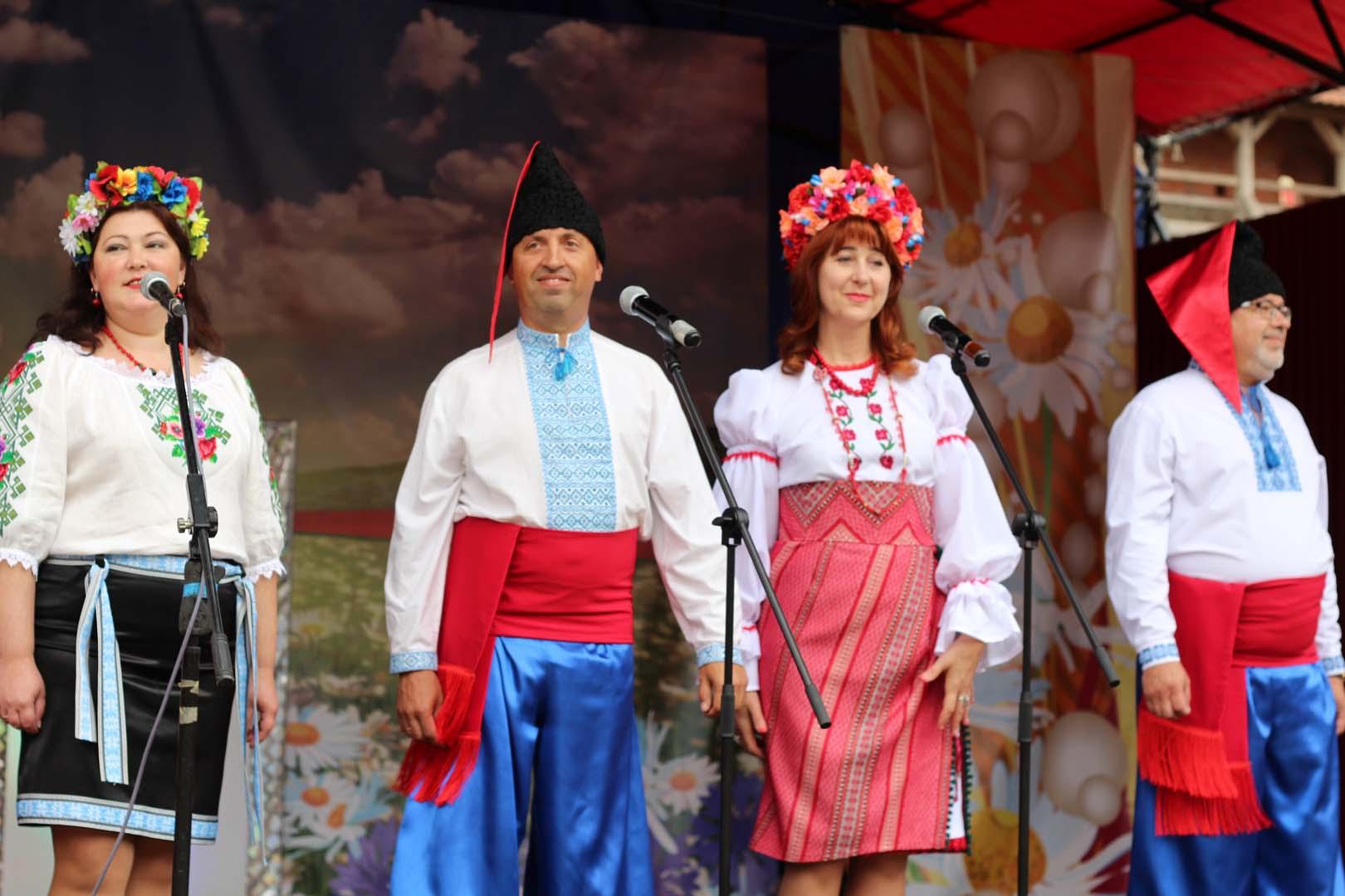 Фестиваль национальных культур прошел в нашем городе