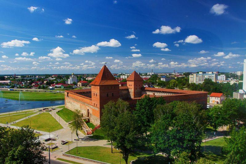 Лидский замок станет одной из центральных площадок празднования Дня Независимости