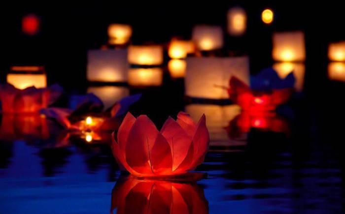 Фестиваль красок и Фестиваль водных фонариков пройдут в нашем городе 4 июля