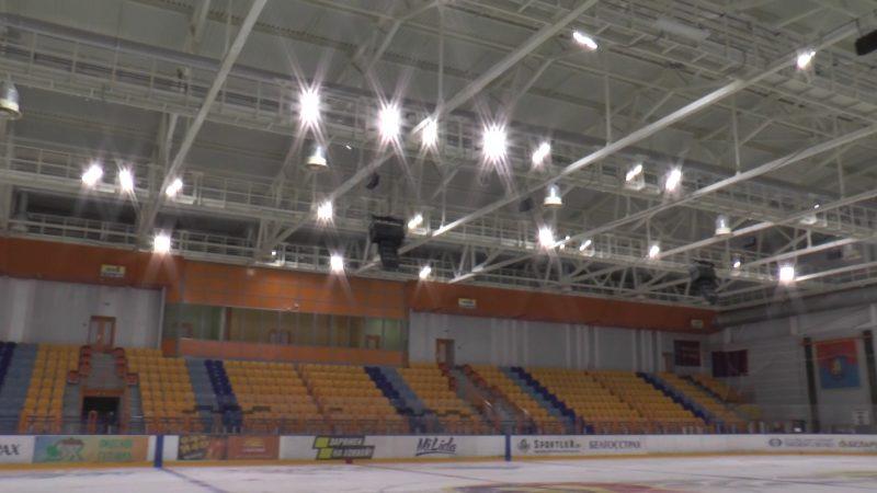 Ледовый дворец в Лиде снова готов принимать любителей массового катания на коньках