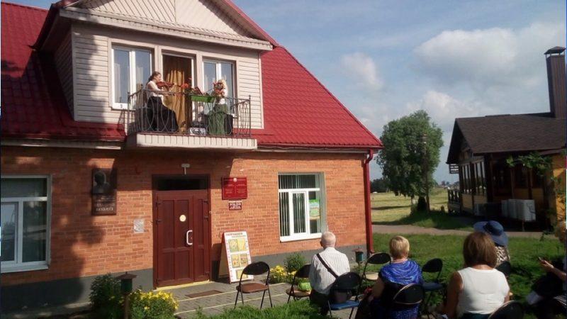 Арт-программа «Балкон» состоится в воскресенье в Лиде