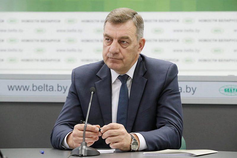 Заместитель премьер-министра Беларуси Юрий Назаров посетит сегодня Лиду