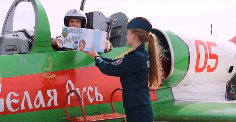 Лидские спасатели выступили с инициативой подготовить посылку безопасности для дошколят