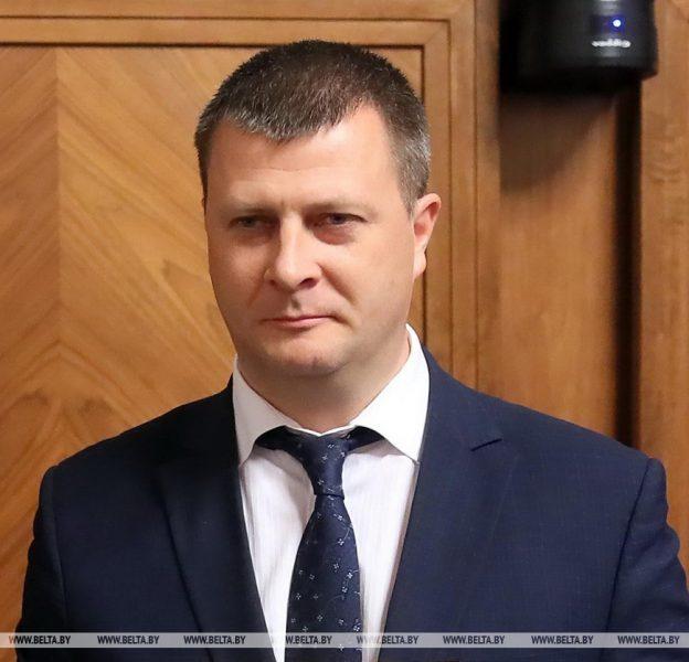 Министр финансов Беларуси Юрий Селиверстов проведет прием граждан в Лиде