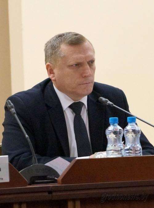 Председатель Комитета госконтроля Гродненской области Анатолий Дорожко проведет прием граждан в Лиде