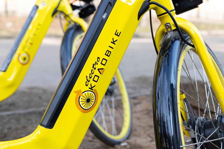 Личанам теперь доступен велошеринг «Колобайк»