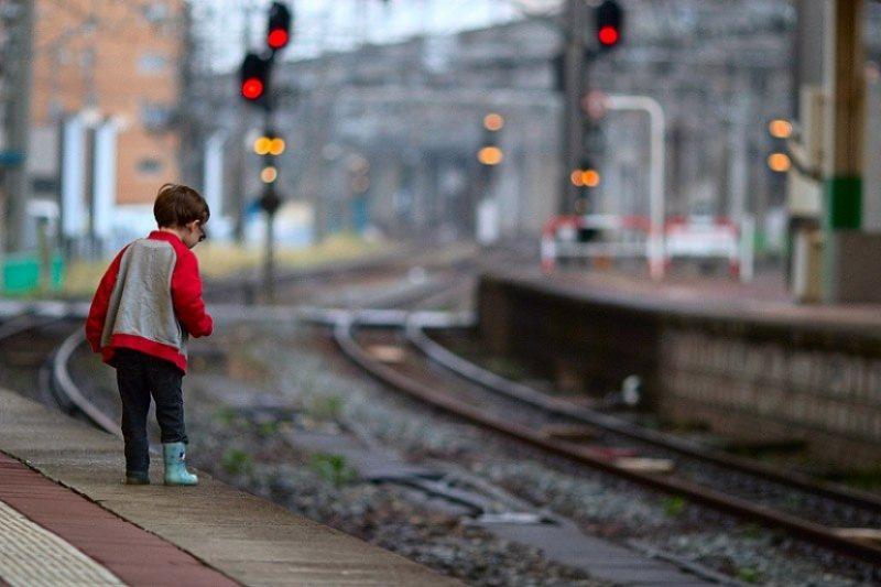 На железной дороге по 7 сентября проходит акция «Дети и безопасность»