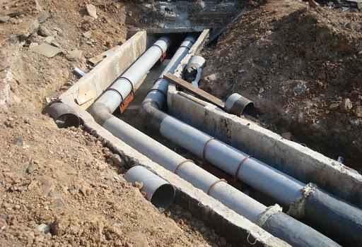 Строительные организации начали закладку инженерных сетей для нового микрорайона Север