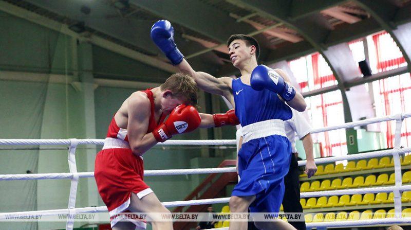 Олимпийские дни молодежи РБ по боксу стартуют в Лиде.