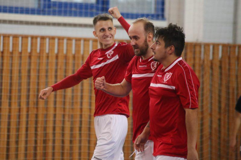 Мини-футбольный клуб «Лида» после четырех туров чемпионата страны занимает 5-е место в турнирной таблице
