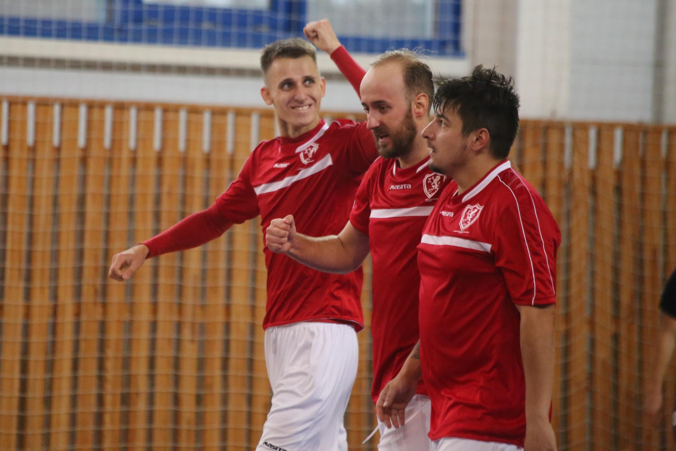 Мини-футбольный клуб «Лида» после занимает 5-е место в турнирной таблице чемпионата страны.