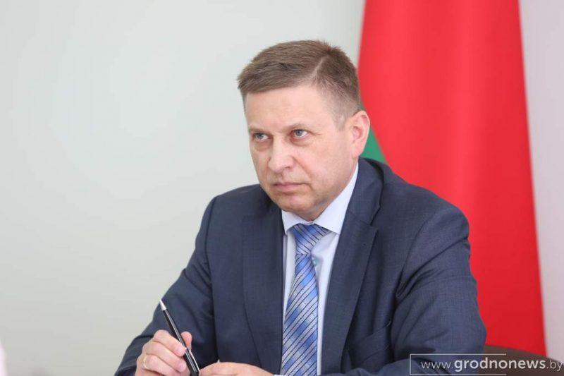 Инспектор по Гродненской области Иван Лавринович в рамках рабочей поездки посетил в Лиде ряд промышленных и сельскохозяйственных организаций.