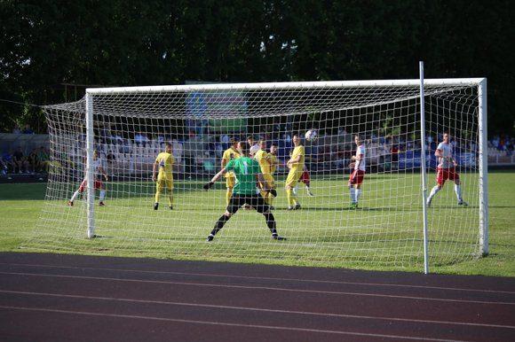 Футбольный клуб «Лида» сыграл вничью со «Слонимом-2017»