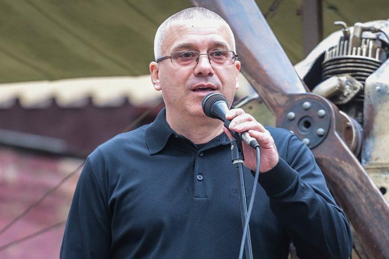 Историк Владимир Лиходедов выпустил книгу «Лида. Путешествие во времени».