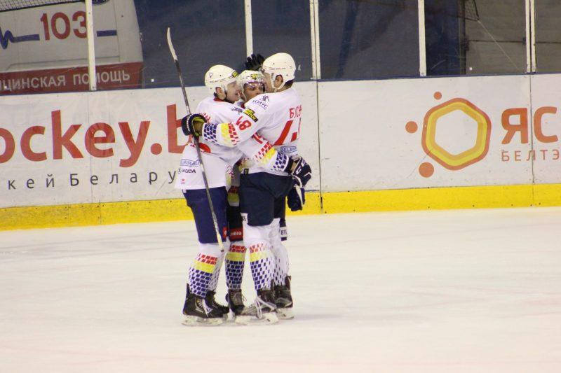 Вчера лидские хоккеисты провели первый выездной поединок в экстралиге «Б» с командой из Бреста.