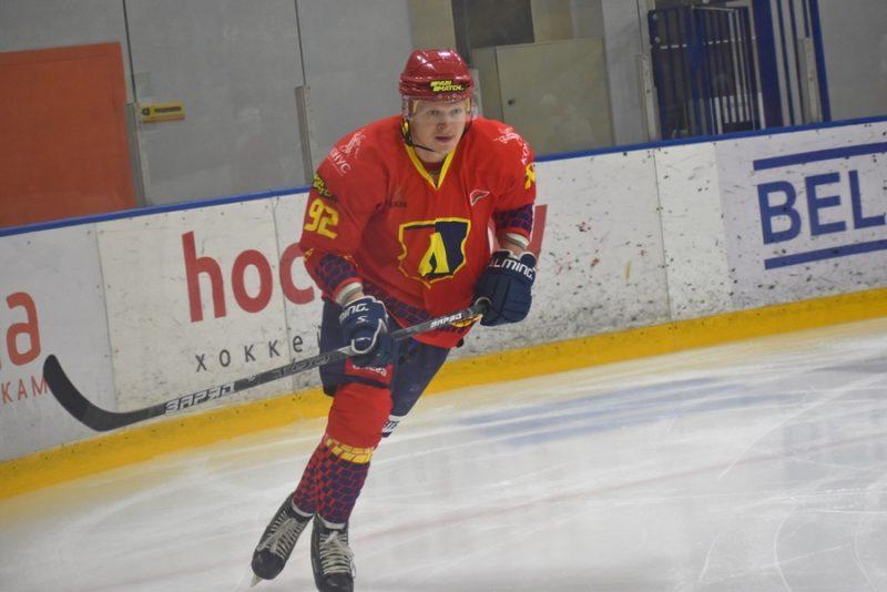 Хоккеисты «Лиды» забросили первые шайбы и одержали первую победу в Экстралиге «Б».