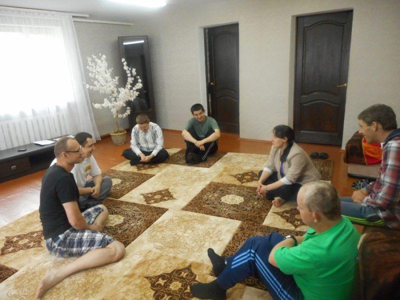В Лиде состоялась встреча в рамках проекта «Расширение участия гражданского общества в принятии решений по вопросам социальной интеграции в Беларуси».