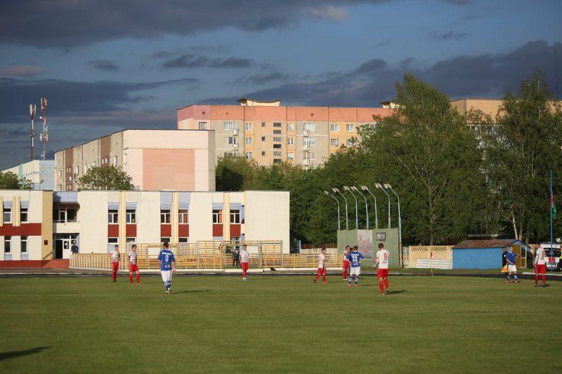 Футбольный клуб «Лида» провел в минувшую субботу матч 19-го тура чемпионата страны в первой лиге