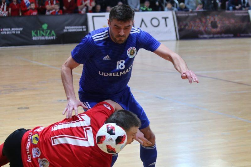 Главным тренером МФК «Лида» будет Николоз Зеделашвили.