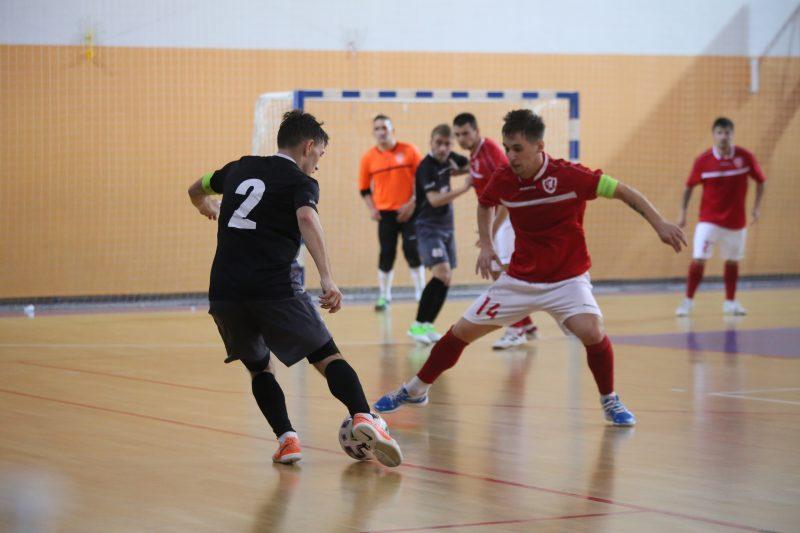 Мини-футбольный клуб «Лида» одержал первую победу в чемпионате страны