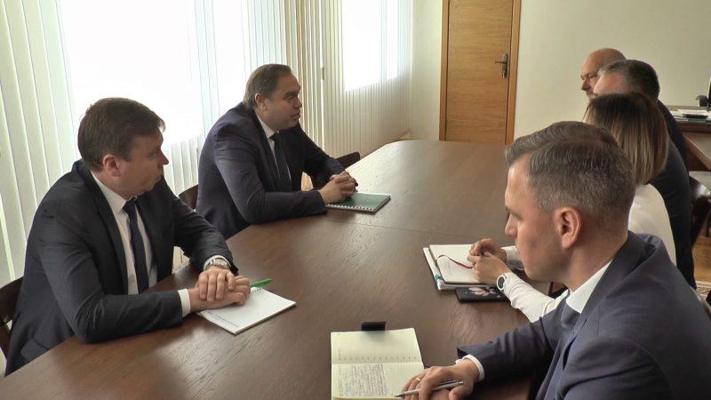 Руководство Лидского района заинтересовано в привлечении новых инвестиций в регион.