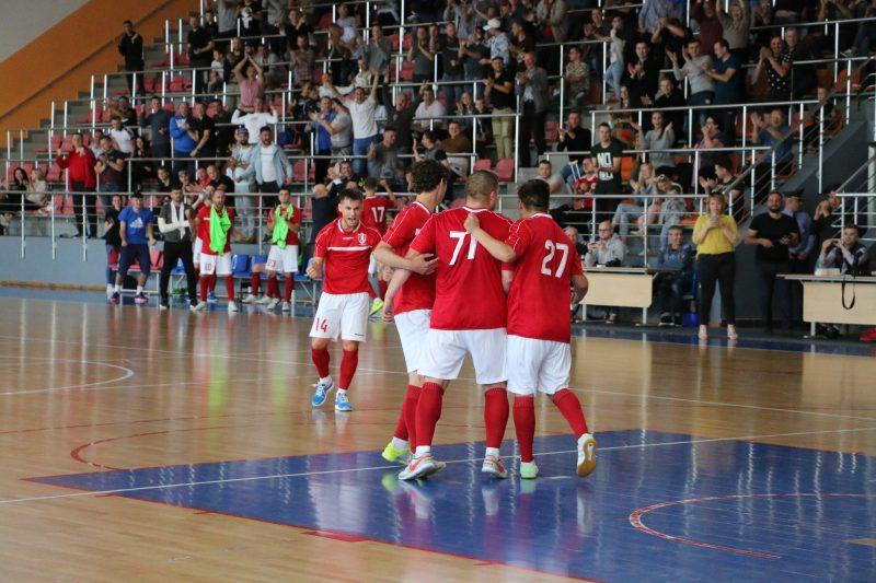 воскресенье «Лида» проведет матч 3-го тура чемпионата страны по мини-футболу.