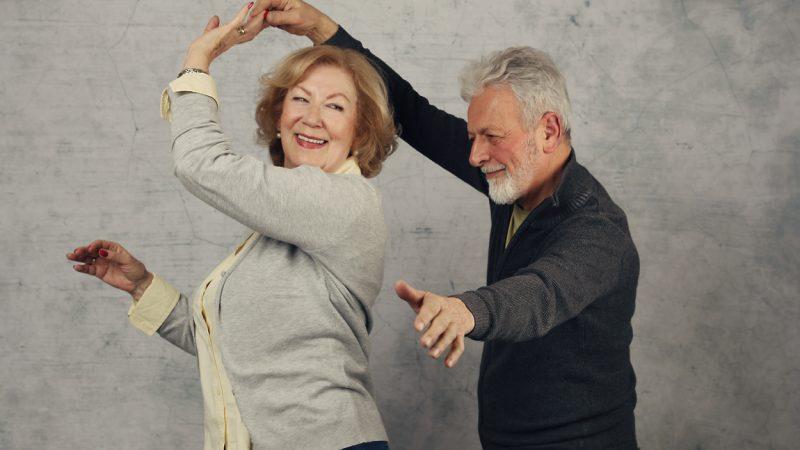 Танцевально-развлекательная программа «Ретро-клуб» для людей пожилого возраста состоится в воскресенье.