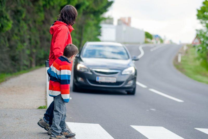 Республиканская профилактическая акция «Пешеход» по 12 октября продолжает на Лидчине