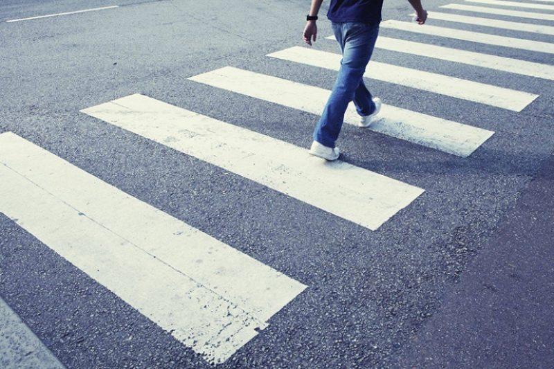 Лидчина присоединилась к республиканской профилактической акции «Пешеход»