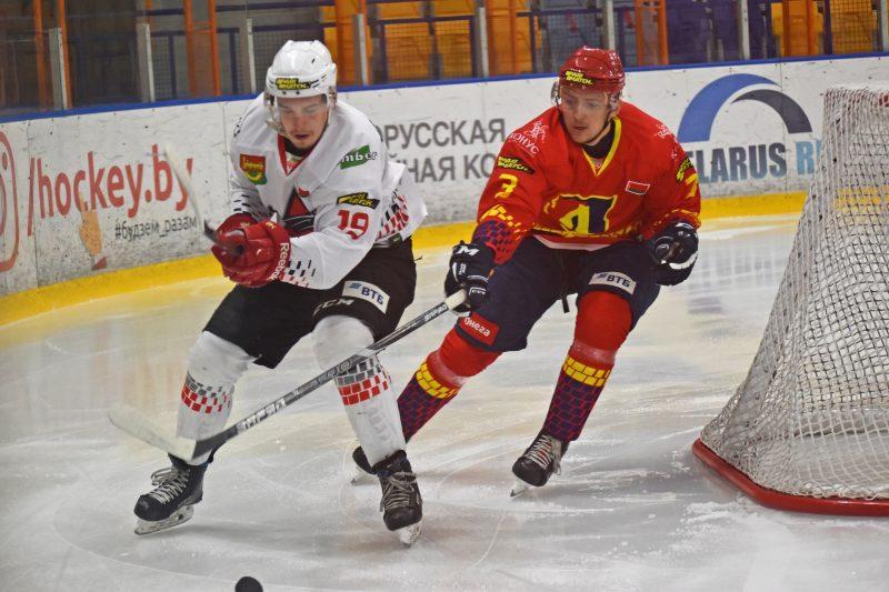 Хоккейный клуб «Лида» дома обыграл «Брест»