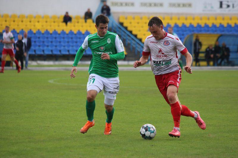 Футбольный клуб «Лида» в минувшую субботу провел матч 21-го тура чемпионата страны в первой лиге