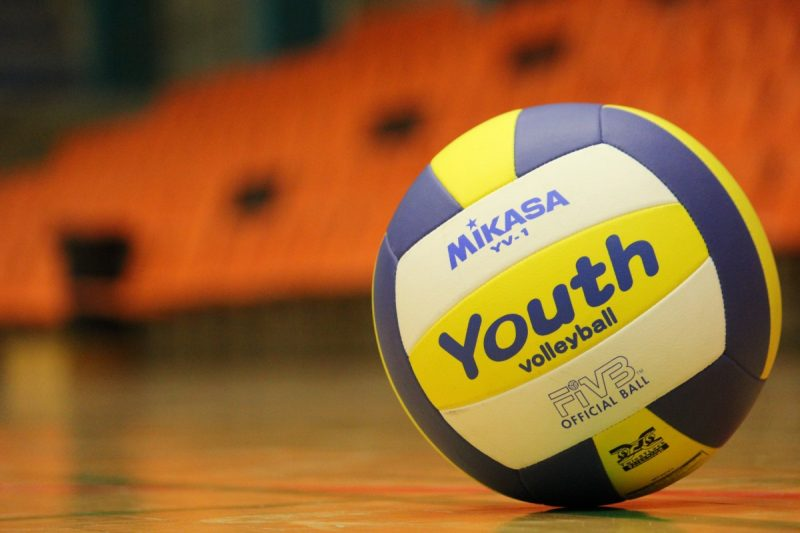 На Лидчине стартовала районная рабочая спартакиада по волейболу среди мужских команд