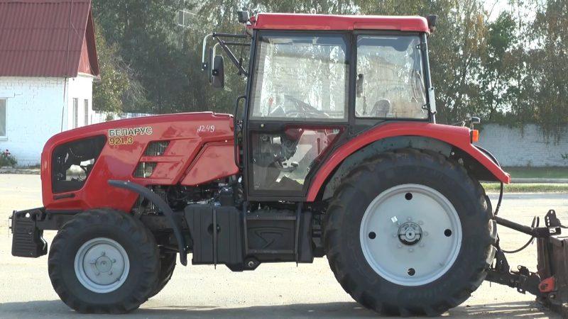70 единиц новой техники получат сельхозпредприятия Лидского района